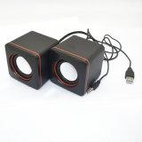 De Draagbare Mini Luide Mobiele Correcte Doos van de Spreker van de Computer USB