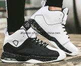 Nueva moda de calzado deportivo de baloncesto masculino de zapatillas botas zapatos (820)