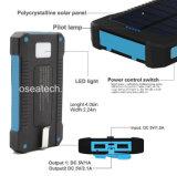Custom 20000mAh Solar Power Bank Charger