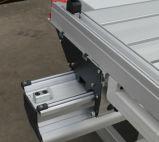 Sierra de mesa deslizante profesional Panel de la máquina para trabajar la madera de sierra con el bajo precio