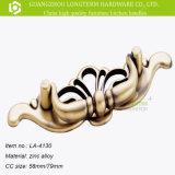 Maniglia classica decorativa di tiro dell'anello per il hardware della mobilia