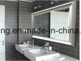 4mm, 5mm, 6mm, 8mm baño espejo oval SIN CERCO