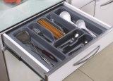 سكينة صينية ملحقة مطبخ أداة فرجارالتقسيم ساحب منظمة