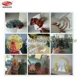 Pop-up en 3D Invitation de mariage cartes papier Machines de Découpe laser