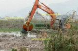 Verticale Hydraulische het Uitbaggeren van de Motor Verklaarde Pomp Met duikvermogen ISO9001