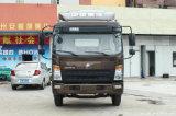 중국 무거운 증기 HOWO 지휘관 148 마력 4.2 미터 만족한 가격을%s 가진 단 하나 줄 방탄호 경트럭