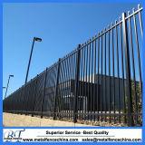 Безопасности Черный порошок покрытие декоративные ограды из кованого железа
