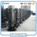 공장 공급 각자 프라이밍 시스템을%s 가진 더러운 물 이동 하수 오물 잠수할 수 있는 펌프