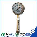 Термостойкий высшего качества с помощью манометра давления радиатора из нержавеющей стали
