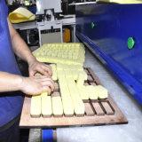 Machine de découpage hydraulique populaire de presse d'éponge de nettoyage de fournisseur de la Chine (hg-b30t)
