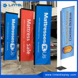 Hot Selling 2.8m Flying Banners, Flag Pole à vendre (LT-17G)