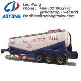 Tri-Welle umfangreicher Tanker-Masse-Kleber-Tanker-LKW-halb Schlussteil