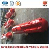 La minería de simple efecto estable cilindro hidráulico para el equipo subterráneo