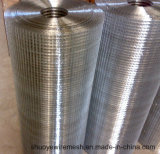 Нержавеющая сталь прямой связи с розничной торговлей фабрики сварила ячеистую сеть/PVC покрынная сваренная панель ячеистой сети/гальванизированная сваренная ячеистая сеть