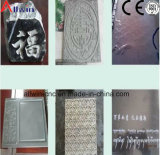 1224 Hot Sale Machine de gravure de métal et de défonceuse à pierre à commande numérique