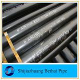 Nahtloses Rohr API 5L Gr. B des Kohlenstoffstahl-Sch80