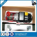 Grue électrique de grue de câble métallique mini