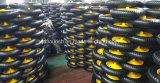 13 колесо кургана колеса дюйма 3.25-8 пневматическое резиновый для тележек инструмента