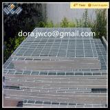 Rejilla de acero profesional fabricante de material de hierro Rejilla de acero galvanizado en caliente