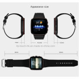 reloj elegante del sistema androide de 3G WCDMA WiFi Bluetooth (N8)