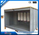 Spruzzo di polvere di Galin/cabina manuale polvere rivestimento/della pittura per lo spruzzo di polvere/sistema rivestimento/della pittura