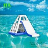 膨脹可能な水水公園の浮遊ゲーム水おもちゃ