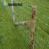 ヒンジ接合箇所及び滞在の堅い乗馬の囲う網