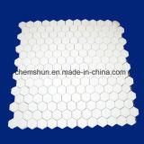 Высокая износоустойчивость глинозема керамической плиткой с шестигранной головкой