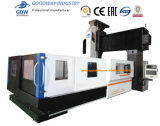 La perforación de la herramienta de fresadora CNC y centro de mecanizado de pórtico Gmc2315 la máquina para el procesamiento de metal