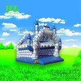 مضحكة [سبيدرمن] قصر [بوونسي] ييقفز منزل [بوونسر] قابل للنفخ لأنّ جدي