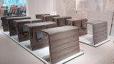 ヨーロッパのデザインスクール家具熱い販売ベントウッド学校の机と椅子