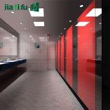 Divisória pública comercial do toalete do escritório da estratificação do estojo compato