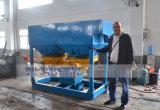 Machine bâtissante de taux de forte concentration pour la concentration alluviale en or