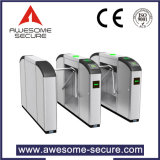 Automatische Turnstile van de Driepoot van de Scanner van de Producten van de Veiligheid Slimme Gezichts