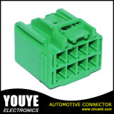 Car Electrical Computer Plastic Green Male Auto Connector