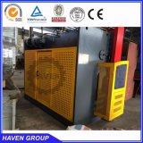 Freno idraulico di Pres e macchina piegatubi WC67Y-250/2500 del piatto