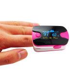 Ossimetro approvato di impulso della punta delle dita di colore OLED del Ce (RPO-8B3) - Fanny