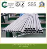 Pipe soudée sans couture d'acier inoxydable DIN 1.4301