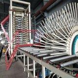 Carton complètement automatique de 6*9 pi faisant la chaîne de production de panneau de particules de machine