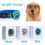 3G impermeabile caldo Pets l'inseguitore di GPS con tempo reale V40 d'inseguimento