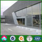 鉄骨構造4sの店車の展覧会場の中国Eupplier
