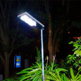 indicatore luminoso di via solare Integrated 9W-a (zona illuminata 30 metri quadri)