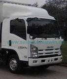 Isuzu 10 Ton 4X2 189HP Van Cargo Truck Euro IV Emission