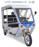 乗客、使用される電気三輪車のための新しい電気自動車の人力車