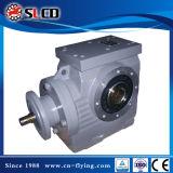 Serie S de caja de cambios de 90 grados del eje Motorreductor helicoidal Gusano motorreductor de accionamiento