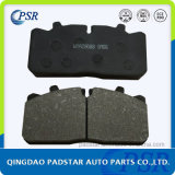 Almofada de freio resistente do caminhão das auto peças sobresselentes Wva29158