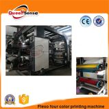Hot Sale quatre couleurs Machine d'impression flexographique multicolore