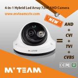 Tvi Cvi Ahd CvbsアナログMvtTah61nとVandalproof反盗難システムCCTV保安用カメラLEDのアレイ夜間視界
