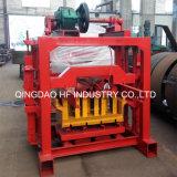 Gerader pflasternblock Qt4-40, der Maschinen-Höhlung-Block-Maschine für Verkauf herstellt