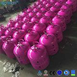 Bolsa inflable de 30lb 50lb Cilindro de gas de helio desechable Festival parte usa